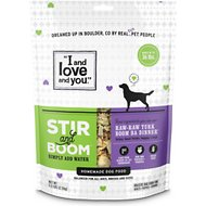 I and Love and You Stir & Boom Raw Raw Turk Boom Ba Dinner Grain-Free Dehydrated Dog Food, 5.5-lb bag