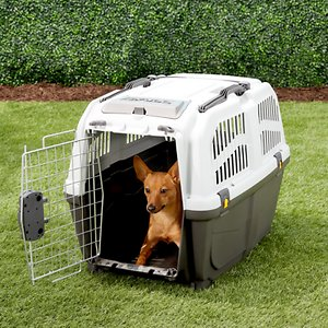 MidWest Skudo Deluxe Plastic Dog & Cat Kennel