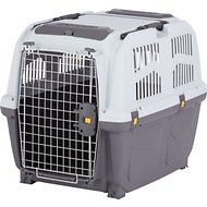 MidWest Skudo Deluxe Plastic Pet Carrier, 32-in