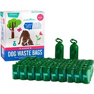 Frisco Refill Dog Poop Bags + 2 Dispensers, Scented, 900 count