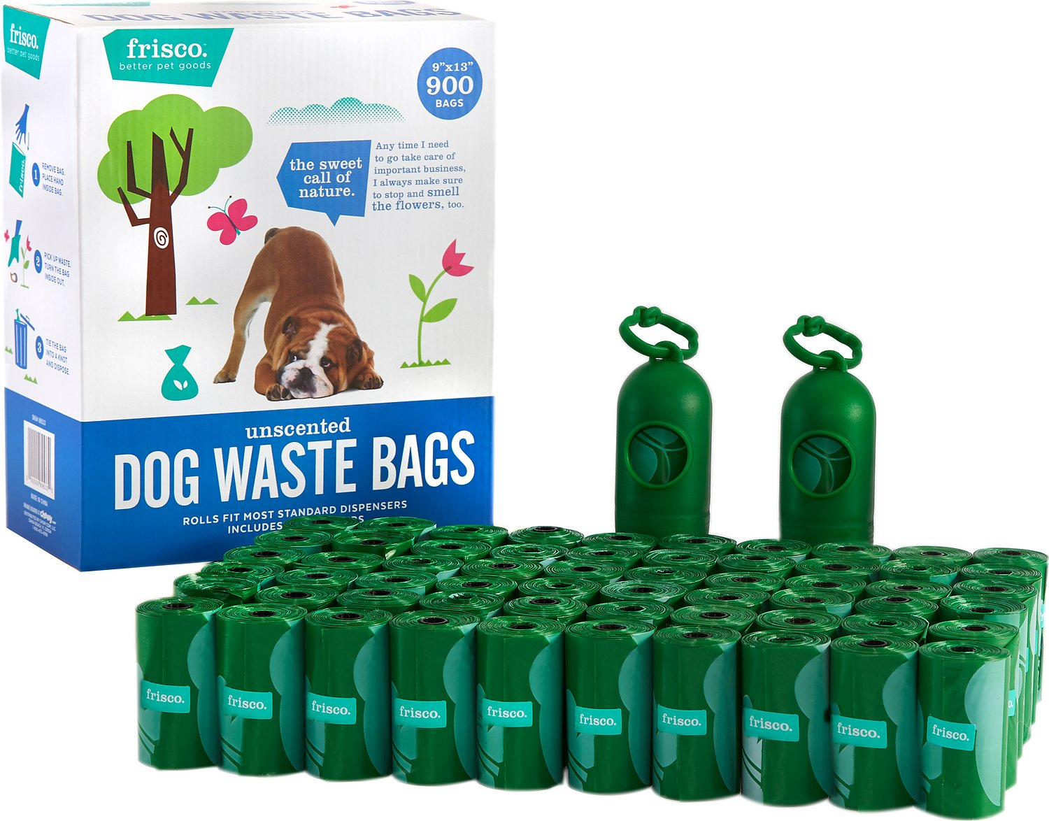 Small Dog Poop Bags