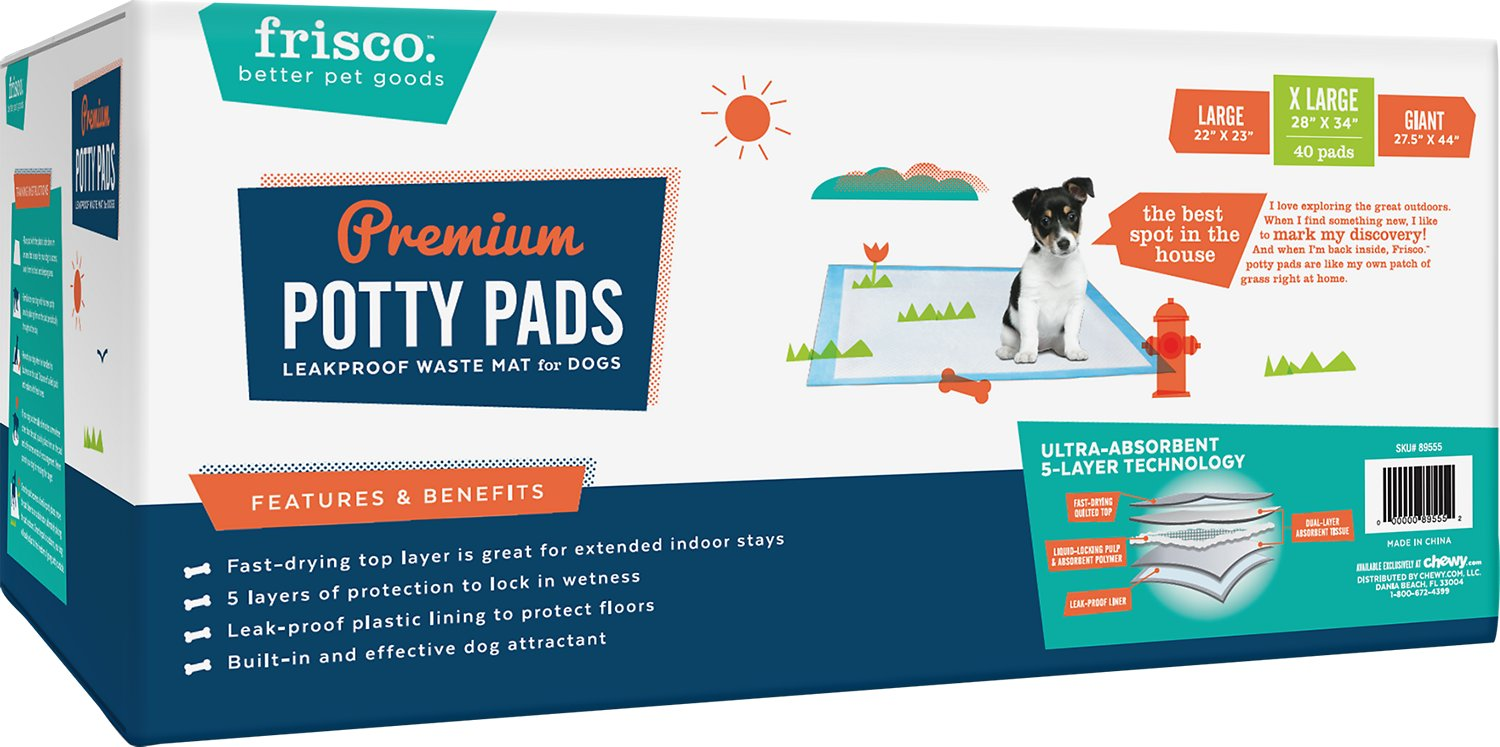 Frisco Extra Large Training & Potty Pads