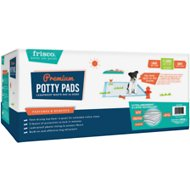 "Frisco Extra Large Training & Potty Pads, 28"" x 34"", 40 count"