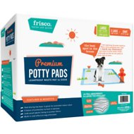 "Frisco Training & Potty Pads, 22"" x 23"", 150 count"
