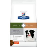 Hill's Prescription Diet Metabolic + Mobility Weight and Joint Care Chicken Flavor Dry Dog Food, 9.5-lb bag