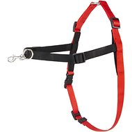Halti Dog Harness, Black/Red, Medium