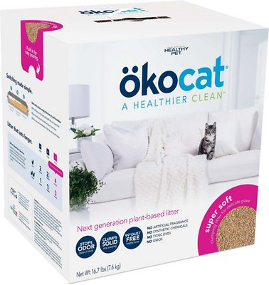 Wood Cat Litter Allergy