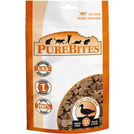 PureBites Duck Freeze-Dried Raw Cat Treats, 1.12-oz bag