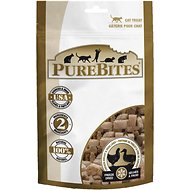 PureBites Chicken Breast & Duck Freeze-Dried Raw Cat Treats, 1.12-oz bag