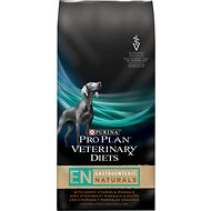 Purina Pro Plan Veterinary Diets EN Gastroenteric Naturals Dry Dog Food, 6-lb bag