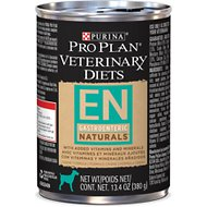 Purina Pro Plan Veterinary Diets EN Gastroenteric Naturals Canned Dog Food, 13.4-oz, case of 12