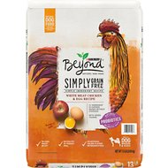 Purina Beyond Simply White Meat Chicken & Egg Recipe Grain-Free Dry Dog Food, 13-lb bag
