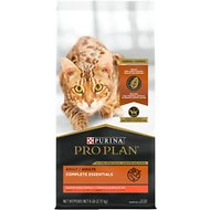 Purina Pro Plan True Nature Natural Salmon & Egg Recipe Grain-Free Dry Cat Food, 6-lb bag