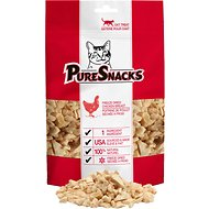PureSnacks Chicken Breast Freeze-Dried Cat Treats, 0.53-oz bag