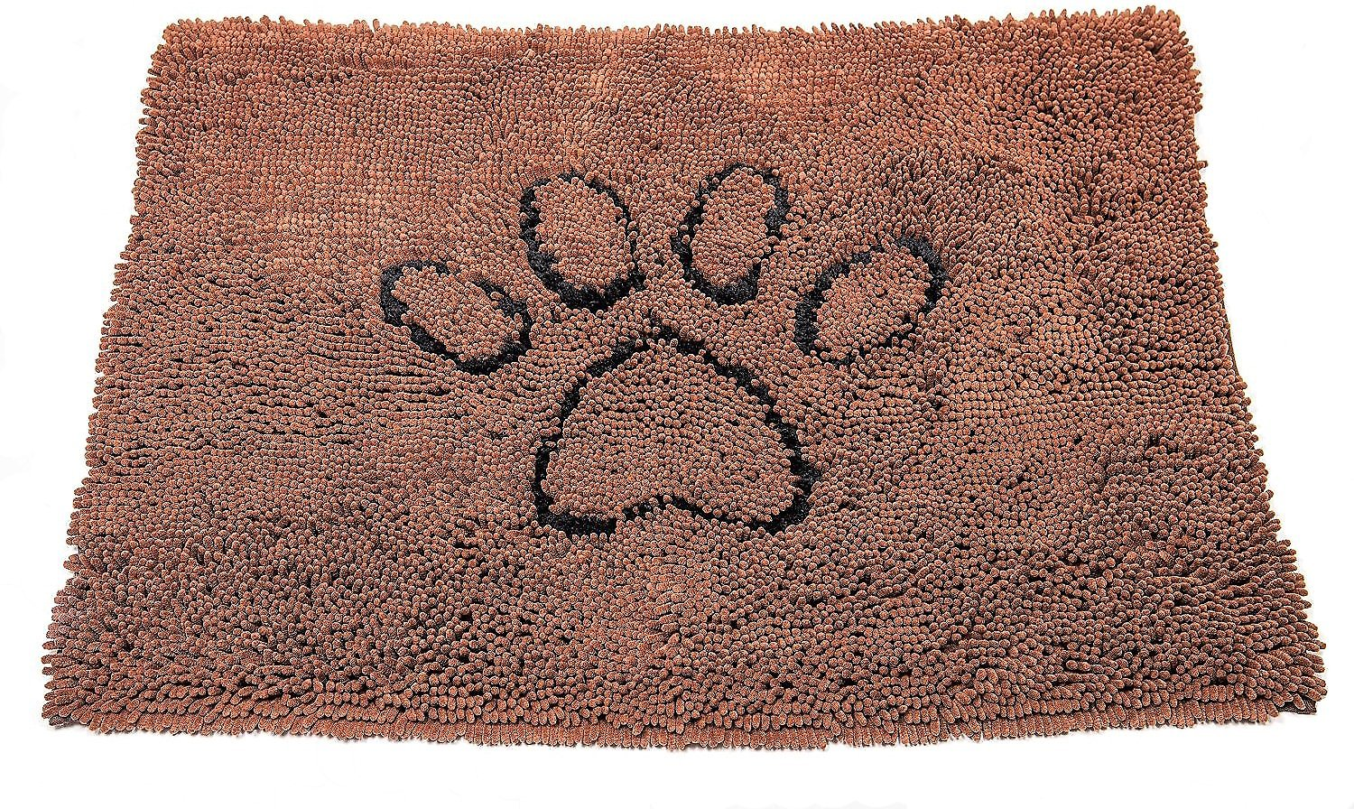 Dog Gone Smart Dirty Dog Doormat, Brown