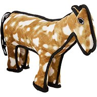 Tuffy's Barnyard Horse Dog Toy