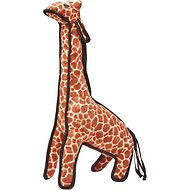 Tuffy's Zoo Giraffe Dog Toy