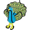 Tuffy's Zoo Peacock Dog Toy