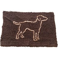 Ethical Pet Clean Paws Dog Doormat, Brown, Large