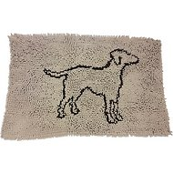 Ethical Pet Clean Paws Dog Doormat, Tan, Medium