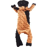 Ethical Pet Sk-inneez Extreme Stuffer Cow Dog Toy, 14-in