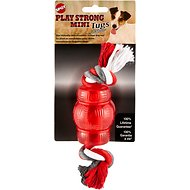 Ethical Pet Play Strong Mini Chew & Rope Dog Toy, 2.75-in