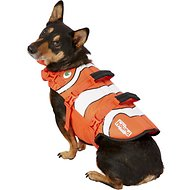 Outward Hound Lifejacket for Dogs, Orange Fish, Medium