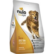Nulo Freestyle Cod & Lentils Recipe Grain-Free Adult Trim Dry Dog Food, 4.5-lb bag