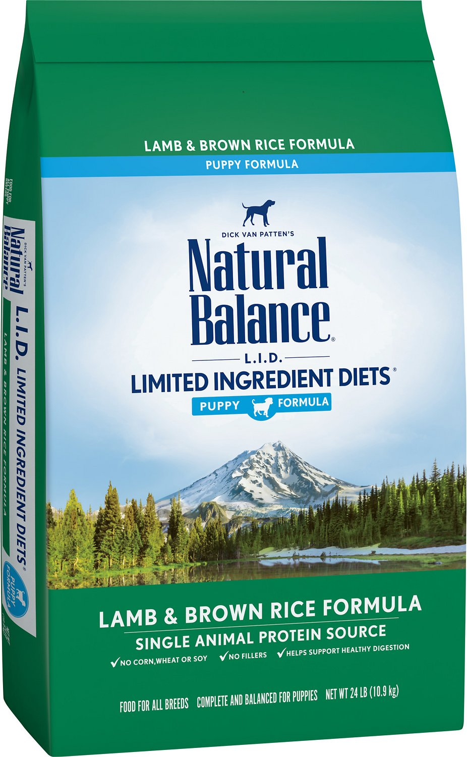 Natural Balance Lid Dog Food Reviews
