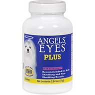 Angels' Eyes Plus Chicken Flavor Dog Supplement, 2.64-oz bottle