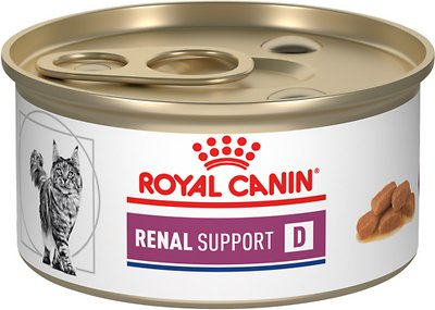 3. Royal Canin Veterinary Diet Renal Support D