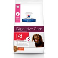 Hill's Prescription Diet i/d Digestive Care Stress Chicken Flavor Dry Dog Food, 8-lb bag