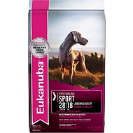Eukanuba Premium Sport 28/18 Condition Adult Dry Dog Food, 30-lb bag