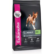 Eukanuba Small Bites Adult Chicken Formula Dry Dog Food, 33-lb bag