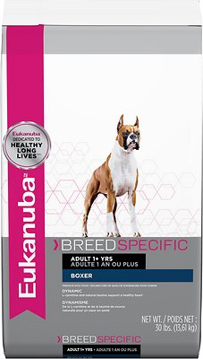 8. Eukanuba Breed Specific Boxer Adult Dry Dog Food