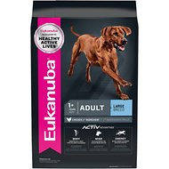 Eukanuba Large Breed Adult Dry Dog Food, 33-lb bag