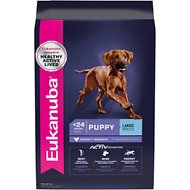 Eukanuba Large Breed Puppy Dry Dog Food, 33-lb bag