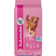 Eukanuba Large Breed Adult Weight Control Chicken Formula Dry Dog Food, 30-lb bag