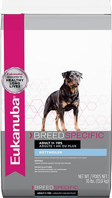 Eukanuba Breed Specific Rottweiler Adult Dry Dog Food