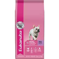 Eukanuba Small Breed Adult Weight Control Dry Dog Food, 5-lb bag