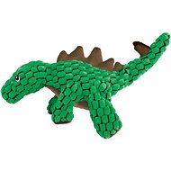 KONG Dynos Stegosaurus Dog Toy, Large
