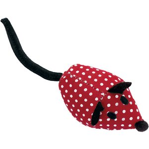 KONG Catnip Mice Cat Toy, Color Varies, 2 pack; The KONG Catnip Mice Cat Toy combines soft plush fabric with a generous amount of KONG Premium North American Catnip to bring out your cat's playful instincts. Catnip mice are reminiscent of classic prey, so your cat will love to chase them. With catnip to encourage active play and soft fabric for cuddling, KONG Catnip Mice are fun and versatile toys for cats of all ages.