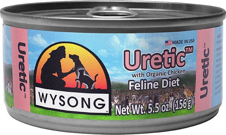 Wysong Uretic Cat Food
