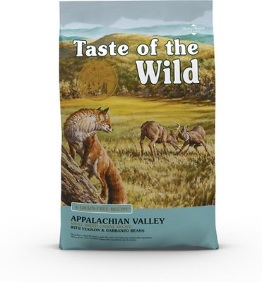 6. Taste of the Wild Appalachian Valley Grain-Free Dog Food
