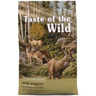 Taste of the Wild Pine Forest Grain-Free Dry Dog Food, 28-lb bag
