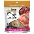 CANIDAE Grain-Free PURE Wild Boar & Cherry Chewy Dog Treats