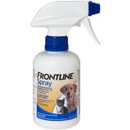 Frontline Spray for Dogs & Cats, 250-mL bottle