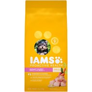 Iams ProActive Health Smart Puppy Small & Toy Breed Dry Dog Food, 6-lb bag