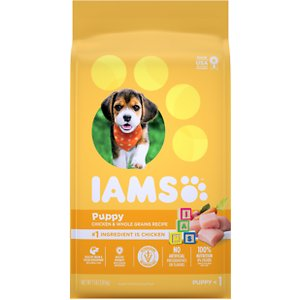 Iams ProActive Health Smart Puppy Original Dry Dog Food, 7-lb bag