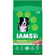Iams ProActive Health Adult MiniChunks Dry Dog Food, 7-lb bag